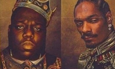 Snoop Dogg Biggie par Barron Claiborne