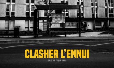 Clasher l'ennui interview chronique documentaire dégaine ton style
