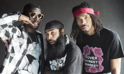 flatbush zombie sortent leur EP now more than ever