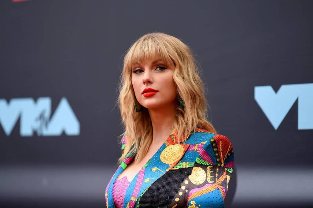Taylor Swift en 25eme place du classement Forbes