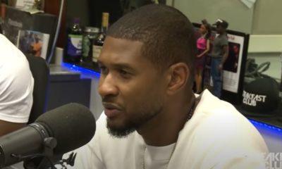 Usher California