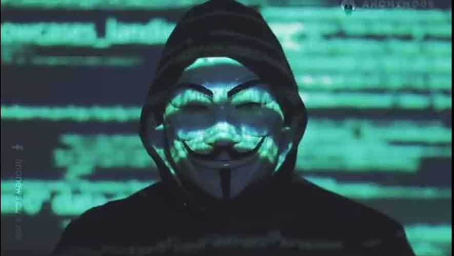 Anonymous Fuck The Police