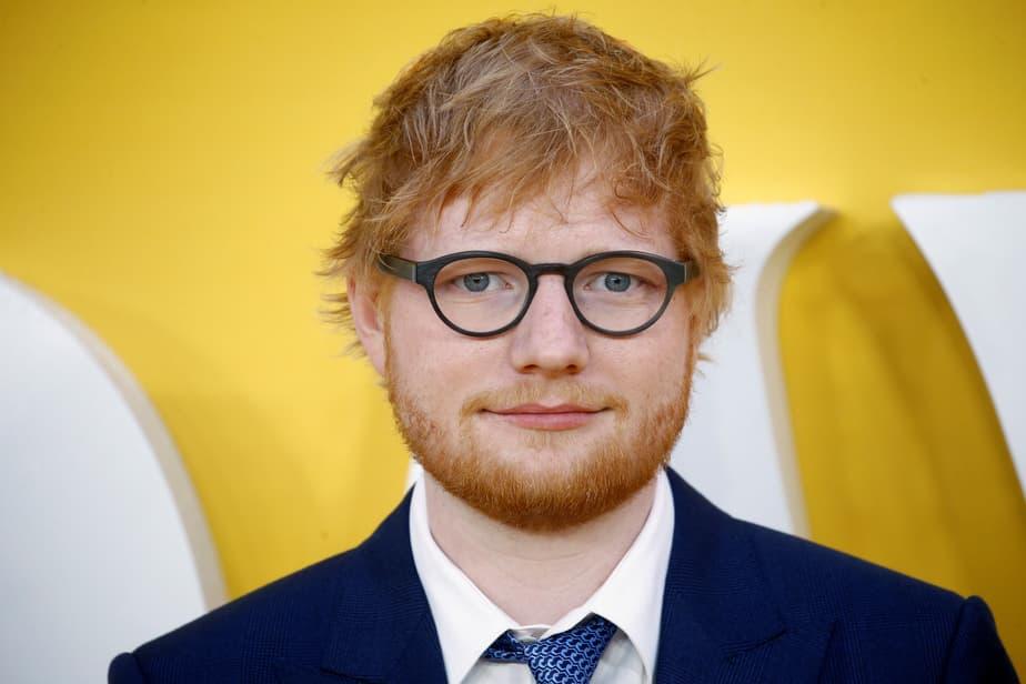 Ed Sheeran en 23eme place du classement Forbes