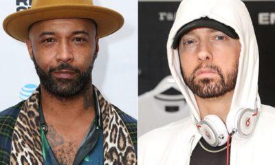 Joe Budden réagit aux piques d'Eminem