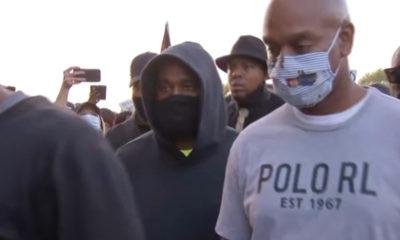 Kanye West Black Lives Matter George Floyd