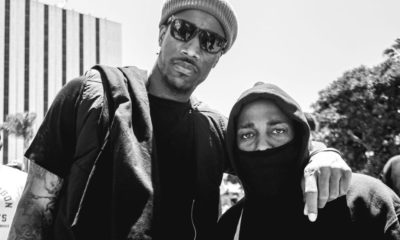 Kendrick Lamar protestations Black Lives Matter