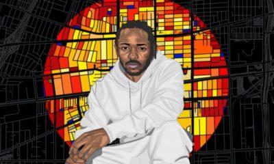 Un livre va sortir sur la vie de Kendrick Lamar