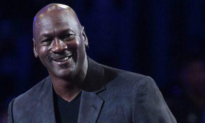 Michael Jordan fait un don de 100 millions de dollars