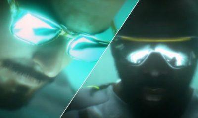"""SCH Maître Gims Final Fantasy VII """"Baden Baden"""""""