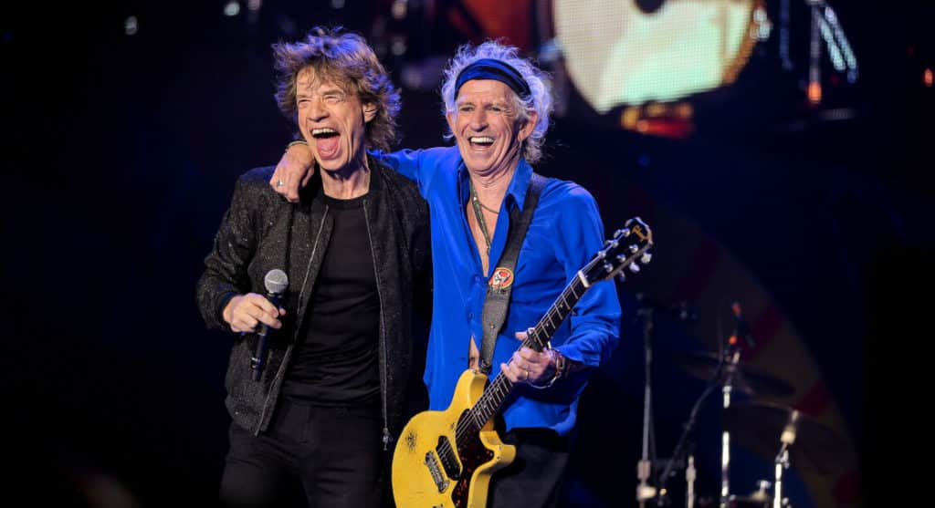 Rolling Stones classement Forbes