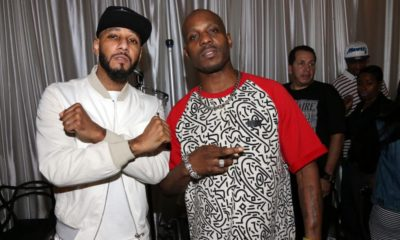 Swizz Beatz & DMX en studio