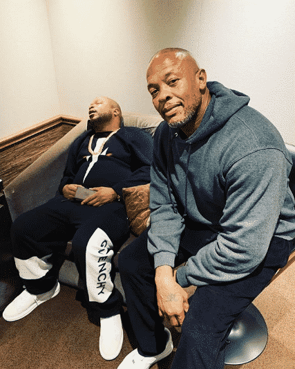Dre & Xzibit préparent du sale en studio
