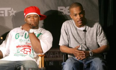 T.I challenge 50 Cent battle