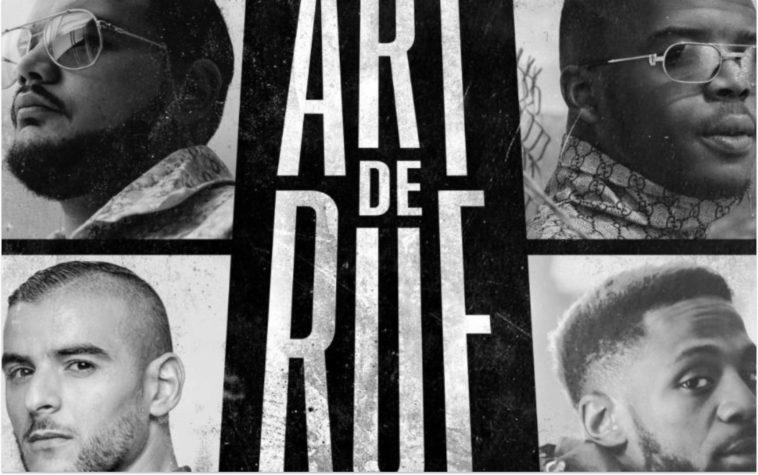 Qu'est-ce que Art de Rue, ma nouvelle compilation de Fianso
