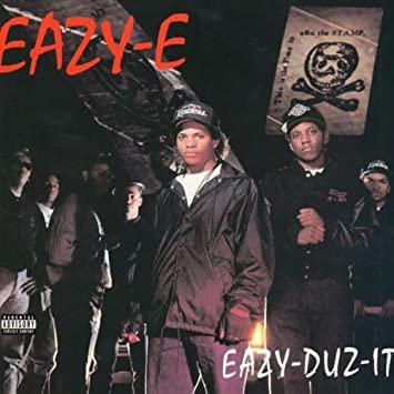 """album de Eazy-E """"Eazy Duz It"""""""