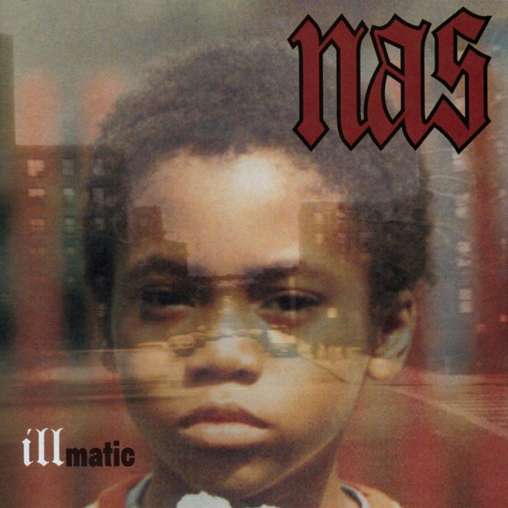 Albums de Nas - Illmatic
