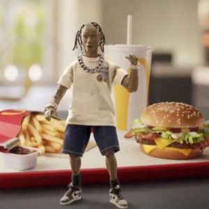 Le Burger de Travis Scott cartonne chez McDonald's