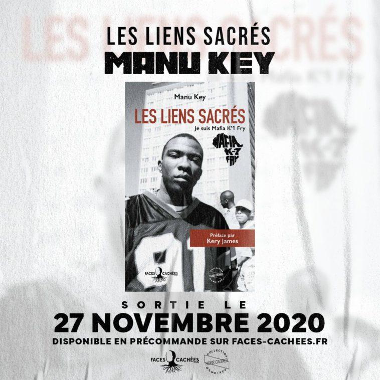 Le livre Les Liens sacré de Manu Key en image