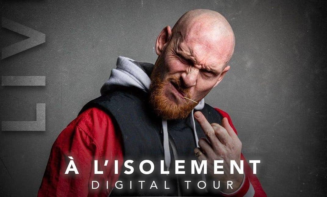 Furax Barbarosa Digital Tour