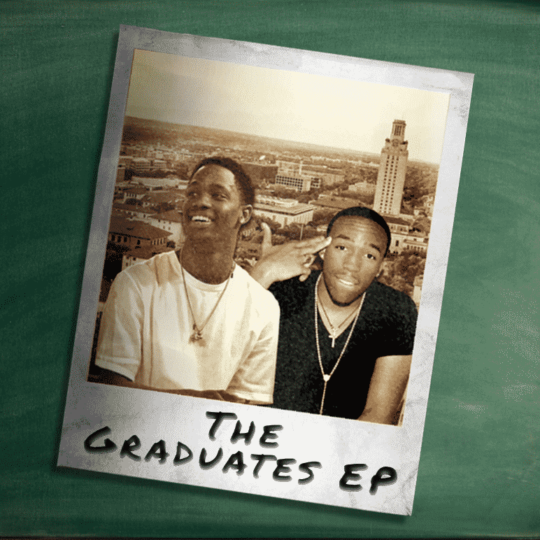 Travis Scott et Chris Holloway : The Graduates