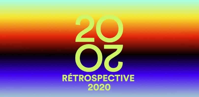 Rétrospective Spotify 2020