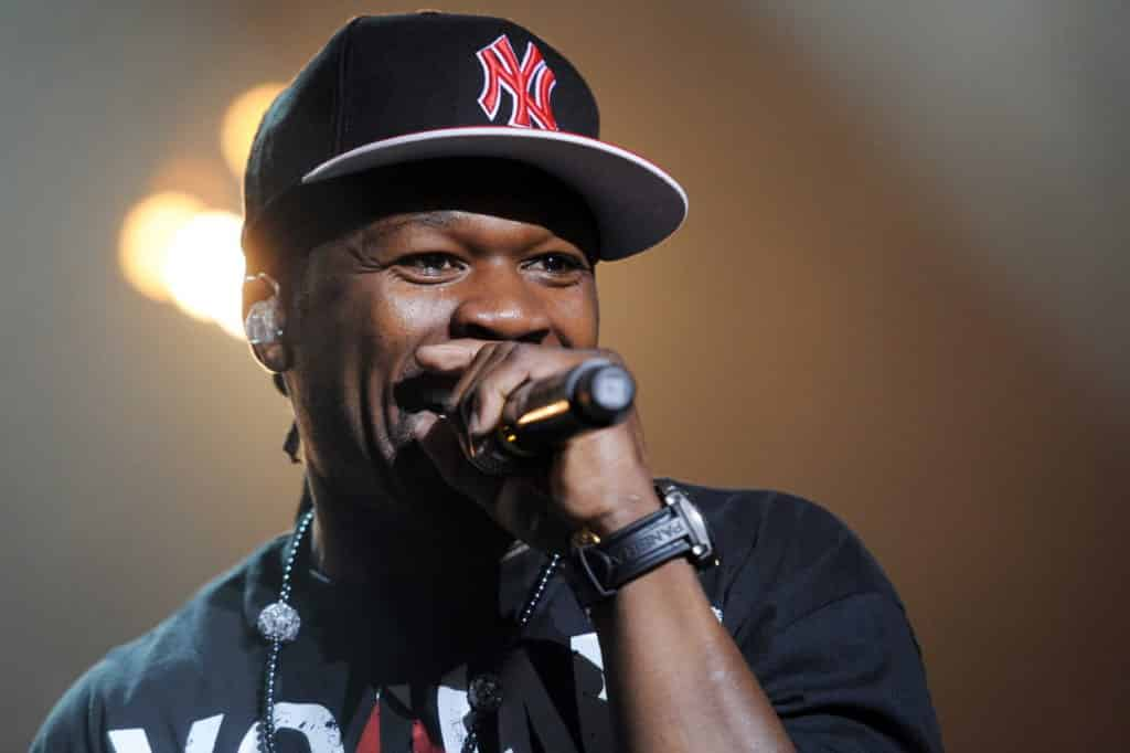 """50 Cent revient sur le succès mondial de son morceau """"In Da Club"""""""