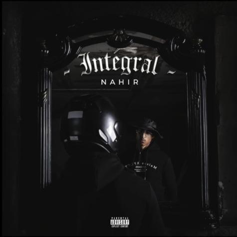 """Pochette de la mixtape """"Intégral"""" de Nahir"""