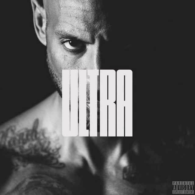 """Pochette de l'album """"ULTRA"""" de Booba"""
