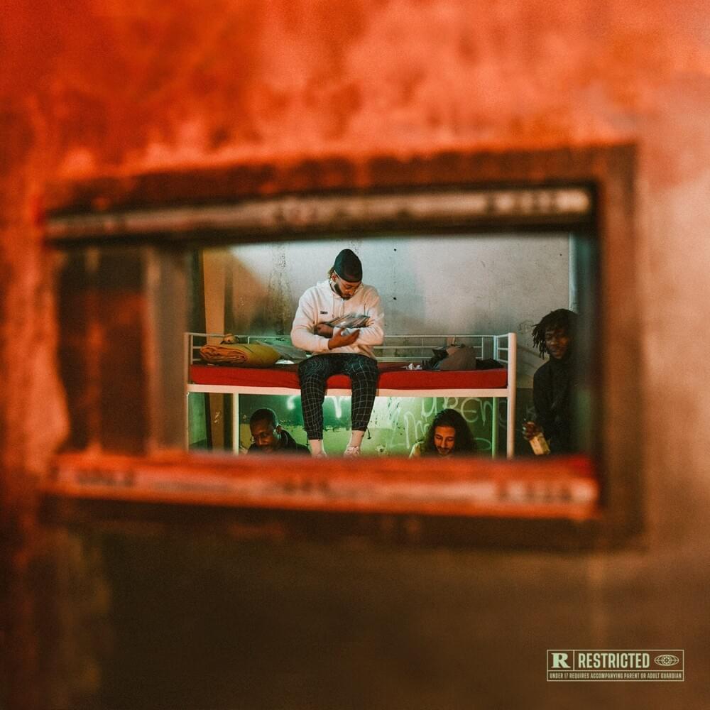 """Pochette de la mixtape """"Peinard et confiant"""" de Djalito"""