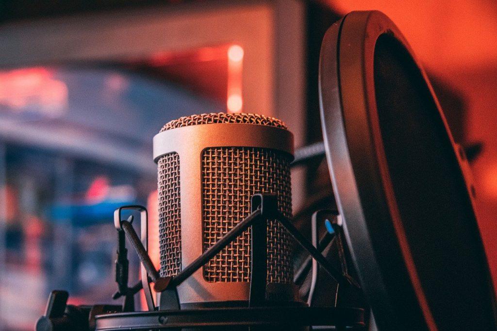 Un micro très prisé des studio dans le rap