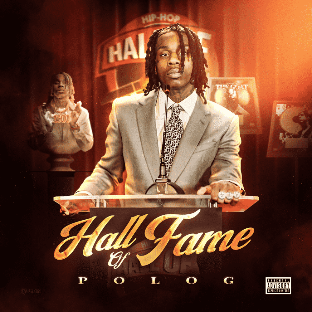 POLO G VISE LE «HALL OF FAME»