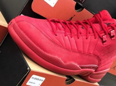 Air Jordan 12 Gym Red image 1