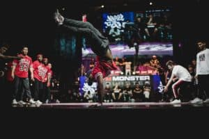 Snipes Battle Of The Year International 2018 image danseur