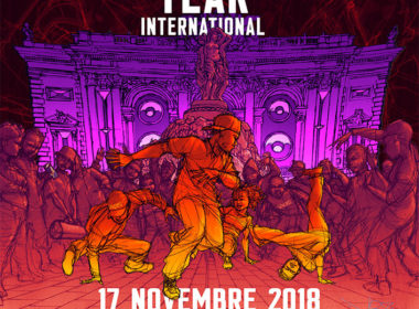 affiche battle of the year international 2018 montpellier
