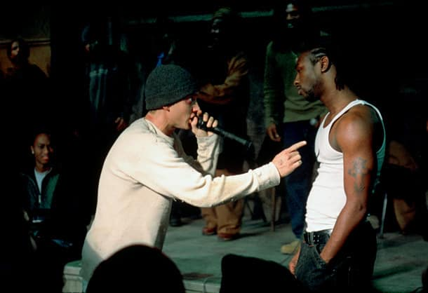 eminem rap battle 8 mile image