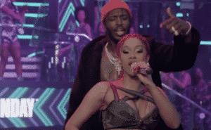 Cardi B crée le buzz avec un show dingue aux BET Hip Hop Awards !