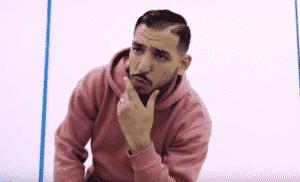 """Hicham fait parler son flow dans """"Le nouveau personne [Clip]"""