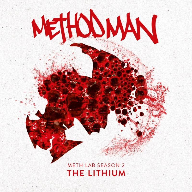 image method man the meth lab II cover
