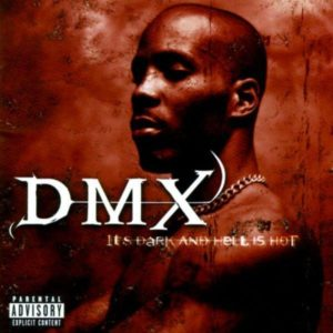 DMX Its Dark and hell is hot cover