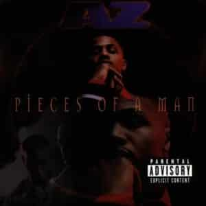 az pieces of a man cover