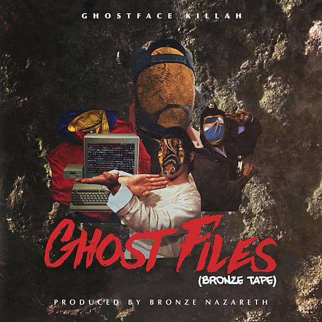 ghostface killah cover bronze album remix
