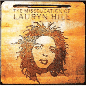 lauryn hill cover The Miseducation of Lauryn Hill