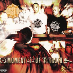 moment of truth gang starr cover
