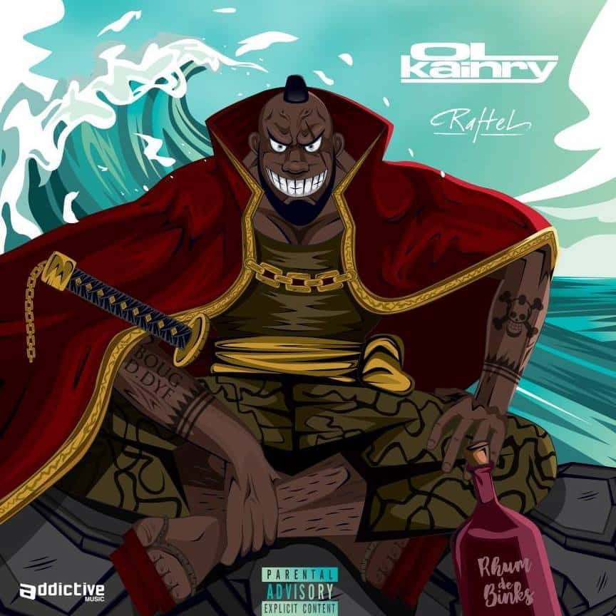 raftel ol'kainry album cover
