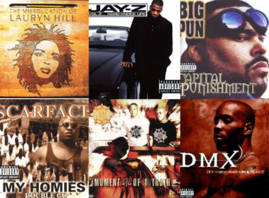 rap us 1998 albums