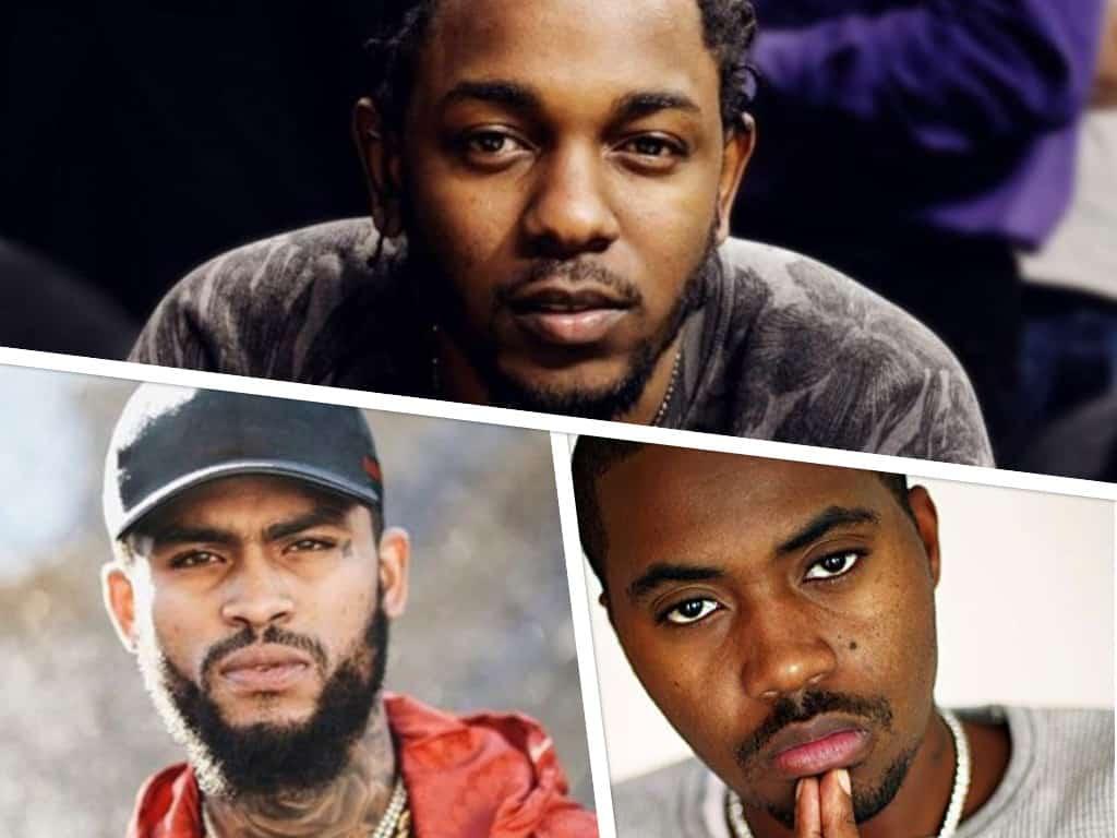 top 10 rap us novembre nas kendrick lamar dave east