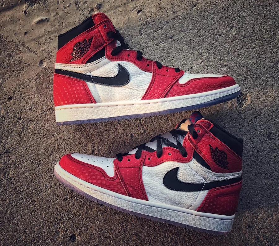 Air Jordan 1 Crystal chicago 1