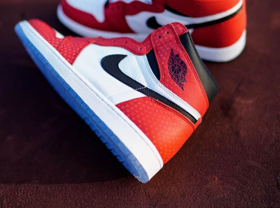 Air Jordan 1 Crystal chicago 2