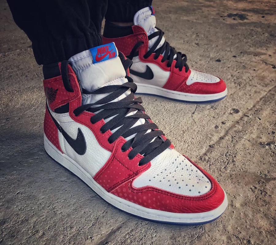 Air Jordan 1 Crystal chicago 4