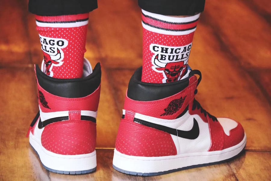 Air Jordan 1 Crystal chicago 5